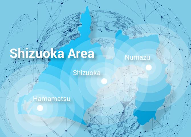 世界のダイキンを、静岡全域に。
